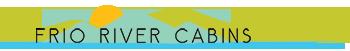 Cabins Frio River Logo